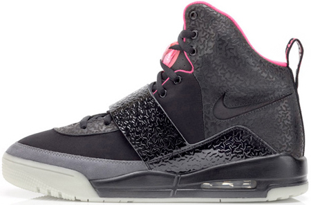 Air Yeezy Glow In The Dark Shoes